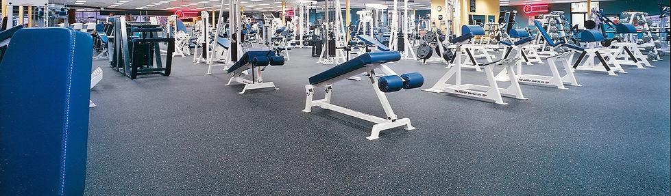 Indoor Fitness Flooring