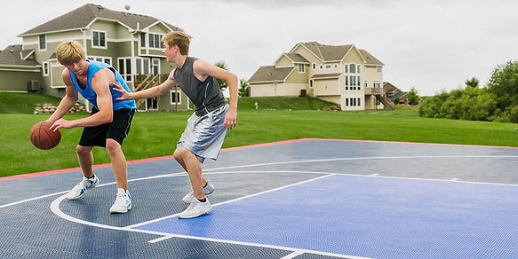 SnapSports Residential Courts