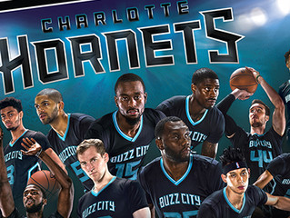 MTJ Sports engage with NBA Team Charlotte Hornets for new basketball court