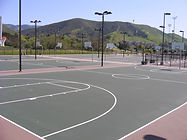 Outdoor Sports Court Lighting