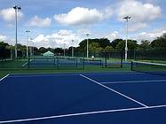 Springfield Illinois Tennis Court Resurfacing