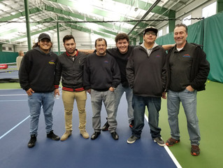 Westwood Tennis Center receives new Tennis Court System by MTJ Sports
