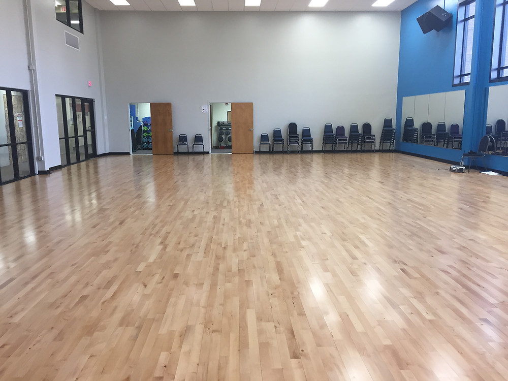 Multi-Sports, Dance and Fitness Flooring by MTJ Sports