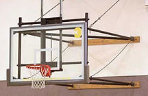 Indoor Wall Mount Basketball Goals