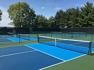 All-Weather Pickleball Courts