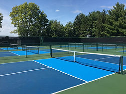 All-Weather Pickleball Courts, Outdoor Pickleball Courts, Pickleball Court Construction