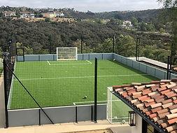 Residential Soccer Field