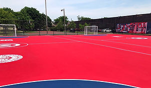 Outdoor Soccer Mini-Pitches