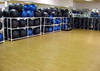Hardwood Fitness Flooring