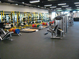 Fitness Flooring Systems