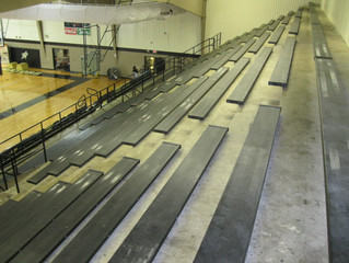 New Perma-Cap® & Perma-Plank® Bleacher Boards and Covers