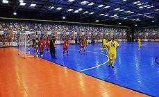 Indoor Futsal Flooring