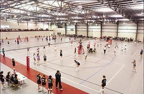 Illinois Sports Flooring, Iowa Basketball Flooring, Multi-Sports Flooring