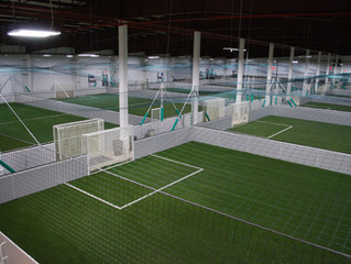 MTJ Sports teams up with WSB SPORT for superior 5-A-Side Soccer Systems