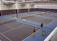 Laykold Masters Indoor Montreal & Rome Tennis Court Systems