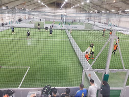 5-A-Side Indoor Soccer Centers, Indoor Soccer Fields