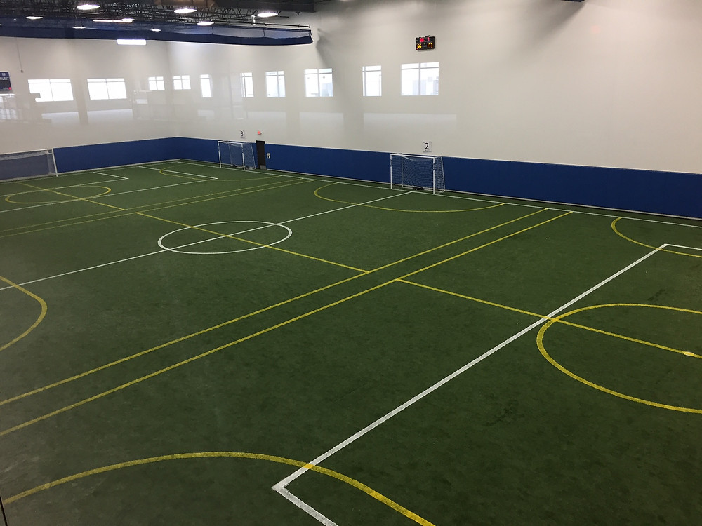 MTJ Sports Indoor Soccer Systems