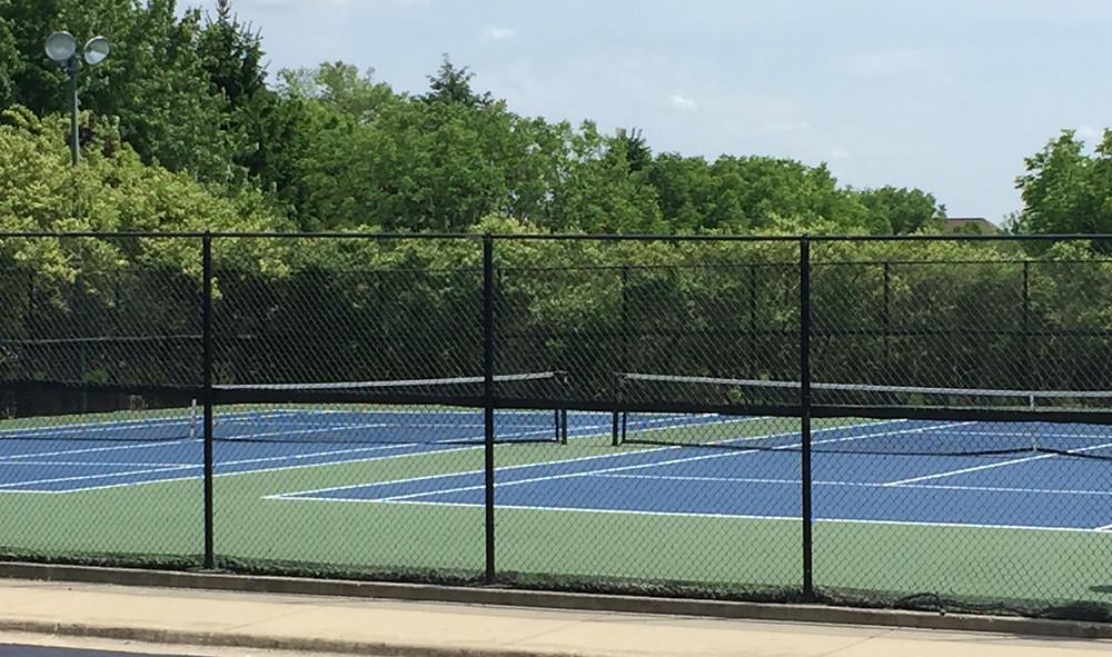 MTJ Sports Tennis Court Construction, Resurfacing and Repair