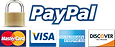 Secure Payment Credit Card PayPal