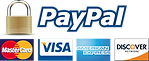 MTJ Sports accepts Credit Cards and Paypal
