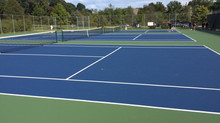 TitanTrax™ Shield Tennis Court Upgrade
