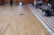 Chicago Sports Installation, Milwaukee Tennis Court Surfacing, Madison Backyard  Builder, Peoria Gymnasium Flooring Installation, Moline Basketball Goal Installations