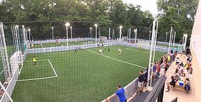 Outdoor Soccer Fields, 5-A-Side Soccer Fields