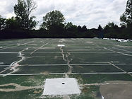 MTJ Sports Illinois Tennis Court Crack Repair