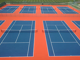Illinois Tennis Court Resurfacing, North Carolina Tennis Court Construction, Iowa Tennis Court Surfaces, Chicago Indoor Tennis Court Surfacing, Peoria Tennis Court Surfaces