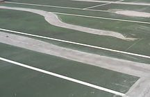 Naperville Illinois Tennis Court Resurfacing