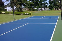 Residential Pickleball Courts