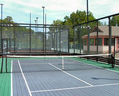 Outdoor Multi-Game Court Lighting