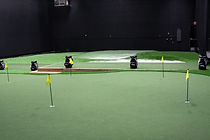 Indoor Synthetic Golf Greens