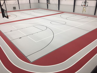 MTJ Sports installs new Gym Flooring and  Equipment for Fitness World