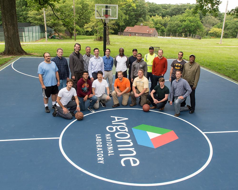 Nova ProXtreme Cushioned Basketball Court Surface