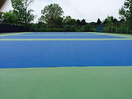 MTJ Sports Illinois TitanTrax Tennis Court Resurfacing