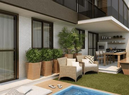 APARTAMENTO GARDEN: O que devemos analisar na hora de escolher um apartamento com jardim?