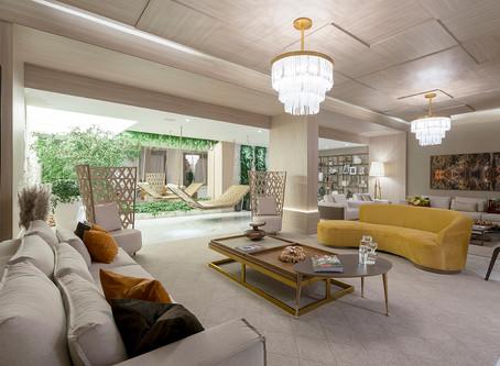 CASACOR/SC: Living Paradise aposta no paisagismo num espaço aconchegante e planejado