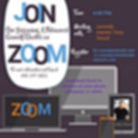 Copy of Community Zoom Meeting - Made wi