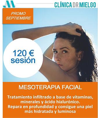 oferta mesoterapia facial, Vigo