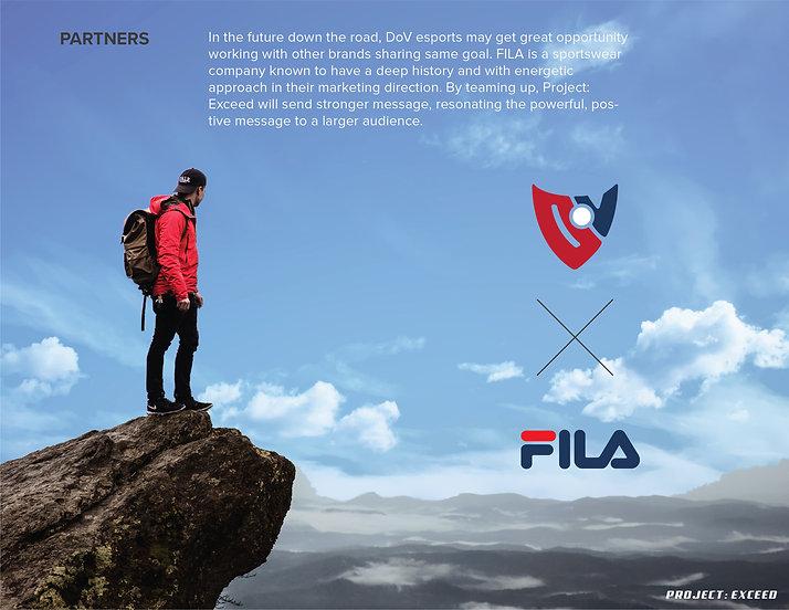 DoV Partners: FILA