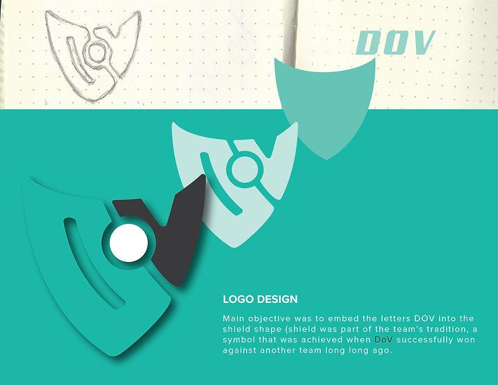 DoV Logo Design