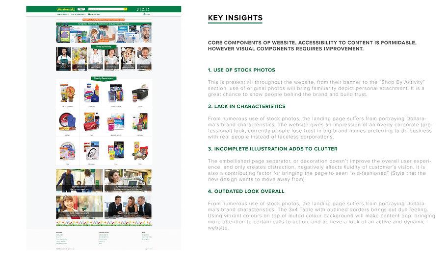 Dollarama Website Rebrand Key Insights