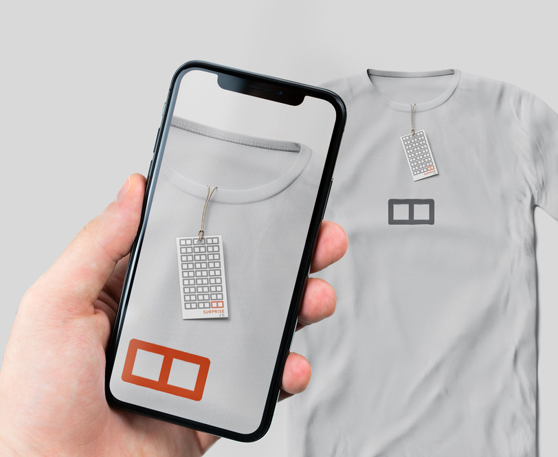 27E_App: Currently Work In Development. It will be used to see the person's hidden emotion on the t-shirt. This is an interactive feature which can create communication and interaction among the Target Market.