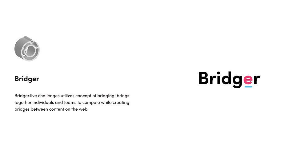Bridger Introduction