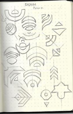 Signum Logo Sketch