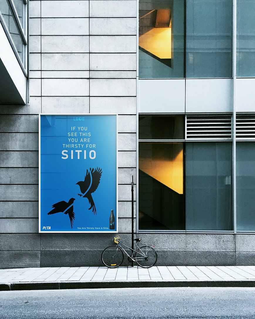 Sitio Poster Ad