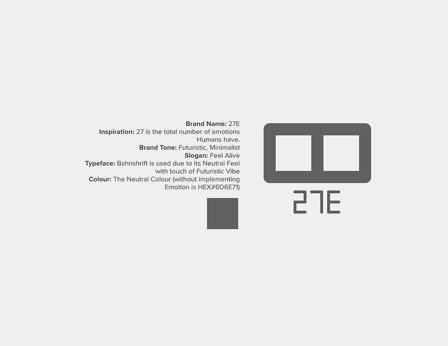 27E Logo Overview