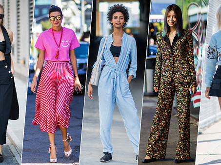 TREND REPORT: Spring Edition