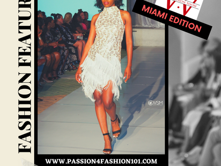 FASHION IN MIAMI | WALK FASHION SHOW MIAMI EDITION 2019